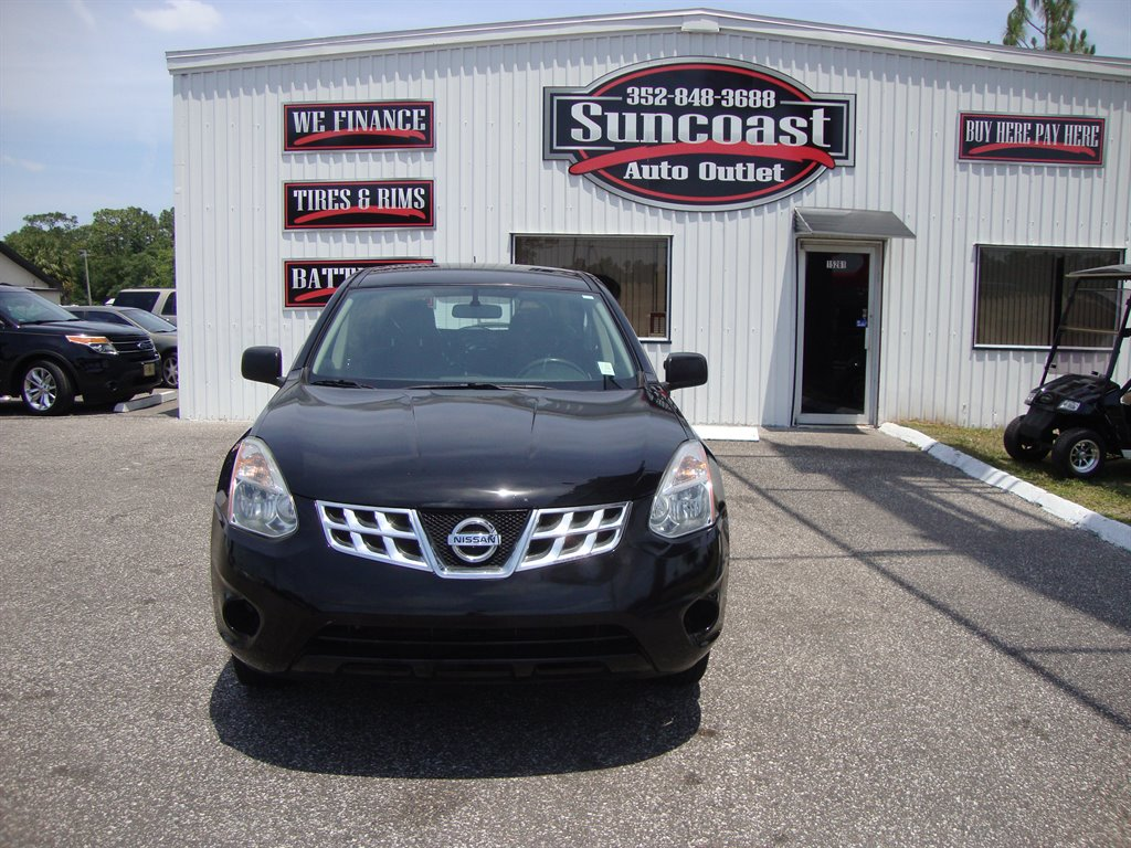 2013 Nissan Rogue Tire Size >> 2013 Nissan Rogue 1474 Suncoast Auto Outlet Used Cars